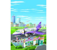 LEGO® Friends Heartlake flyplass