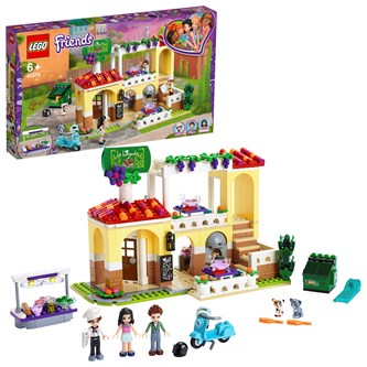 LEGO Friends Heartlake Citys restaurant