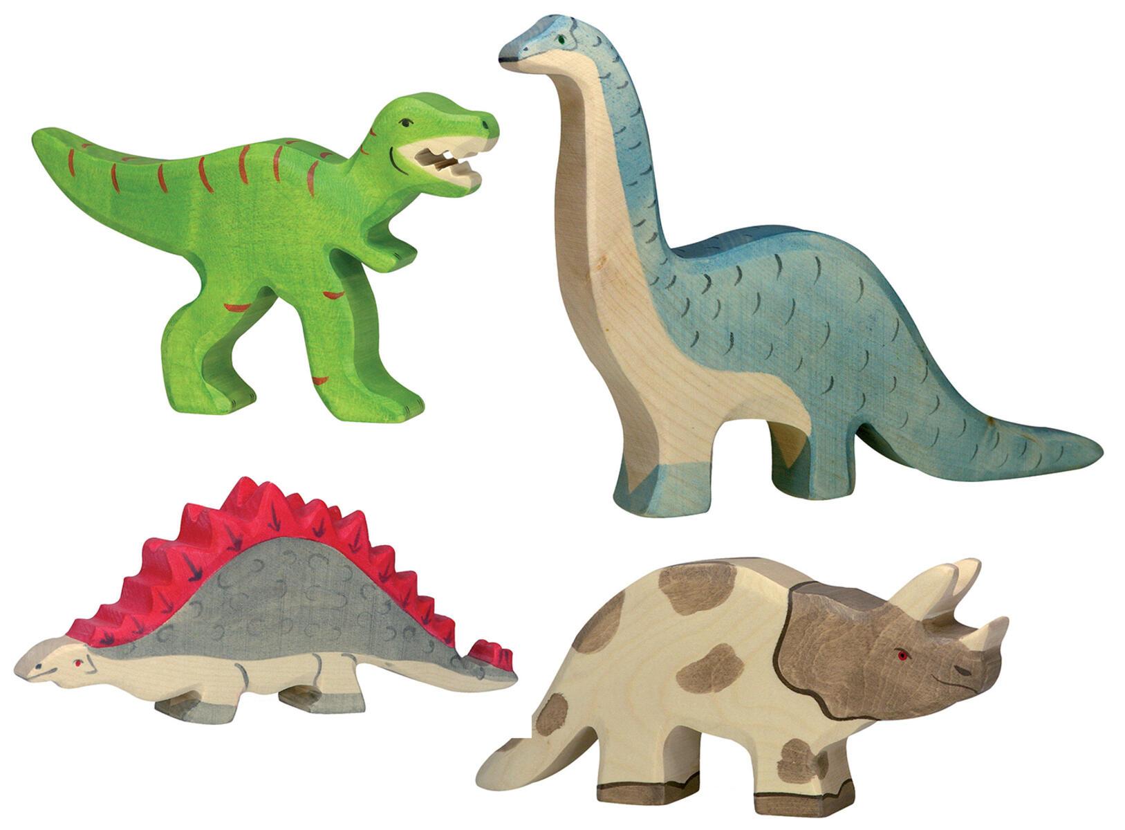 Dinosaur Av Tre Lekolar Norge