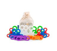 Stick-lets 18 stk