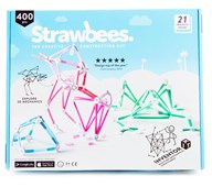Strawbees 400 - Inventor kit