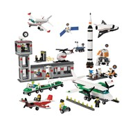 LEGO® Education Romfart- og flyplass