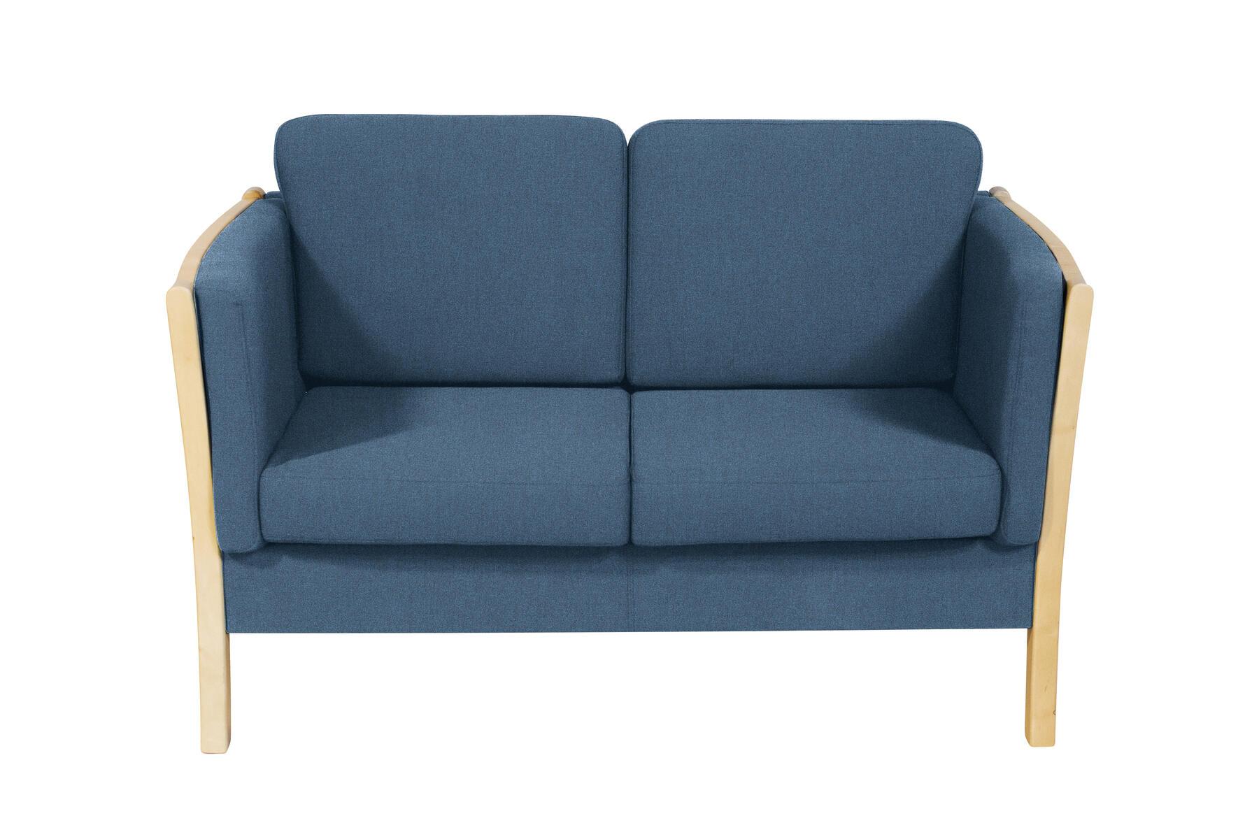 Sofa London 3-seter velg stoff - Lekolar Norge