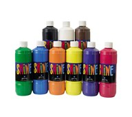 Glansmaling Shine 9x500 ml