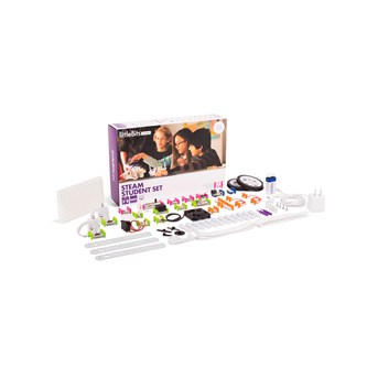 littleBits STEAM skolesett